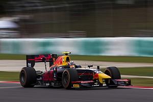 GP2 Отчет о квалификации Гасли завоевал четвертый поул в сезоне