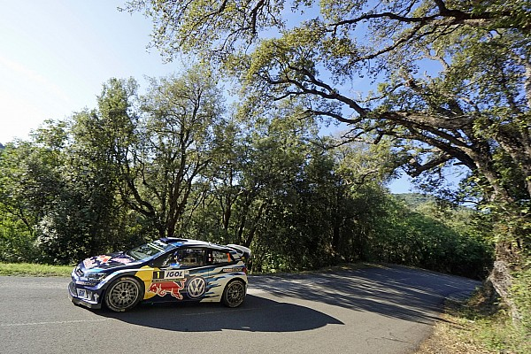WRC Yarış ayak raporu WRC: İlk iki etabın ardından Ogier 15 saniye fark ile lider