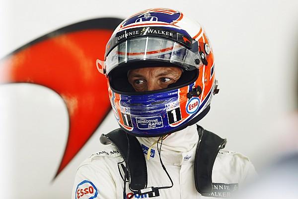 Formula 1 Son dakika Button: Bu 300. yarışım ve biraz sızlanmayı hakediyorum