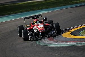 Евро Ф3 Отчет о гонке Стролл выиграл вторую гонку в Имоле и стал чемпионом ЕвроФ3