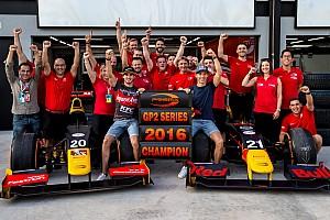 GP2 News Giovinazzi vs. Gasly: Die Ausgangslage im Prema-Duell vor dem GP2-Saisonfinale