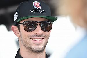 IndyCar Nieuws Indy 500-winnaar Rossi blijft bij Andretti-Herta