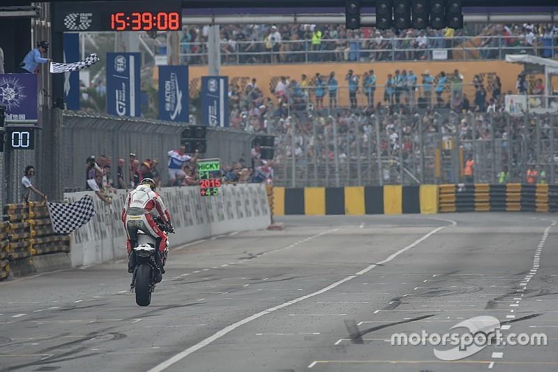Macau Motorcycle Grand Prix: 27 Fahrer für das Jubiläums-Rennen 2016