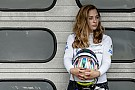 Formula 4 Sophia Floersch:  A tough lesson in F4's school of hard knocks