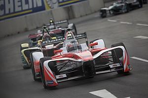 Formel E News Felix Rosenqvist: Formel E für einen Neuling die härteste Rennserie