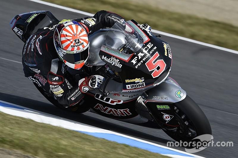 Moto2日本GP:予選 ザルコがポールポジションを獲得。中上は7番手
