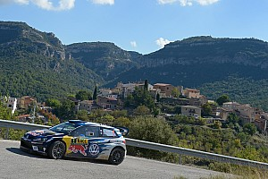 WRC 比赛报告 WRC西班牙站:奥吉尔获胜,加冕四冠王
