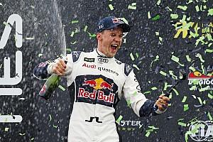 Rallycross-WM News Mattias Ekström ist Rallycross-Weltmeister