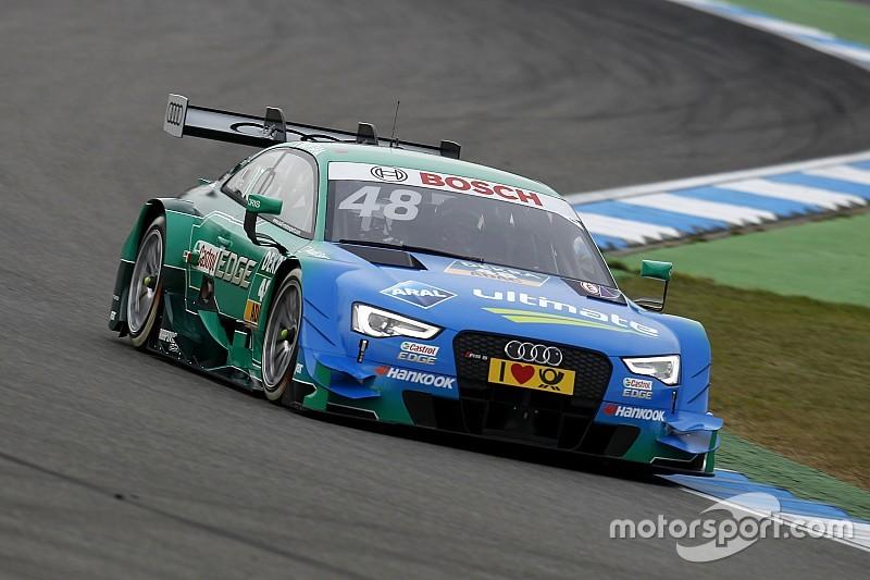 DTM-Finale in Hockenheim: Edoardo Mortara gewinnt – und verliert doch