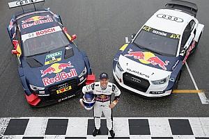 Rallycross-WM News DTM- oder Rallycross-Titel: Was ist Mattias Ekström mehr wert?