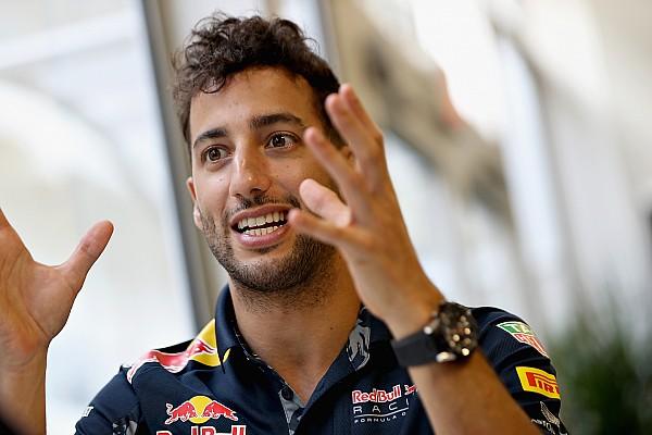 Formula 1 Son dakika Ricciardo: Red Bull Mercedes kadar ya da daha hızlı