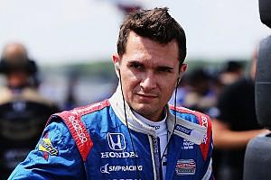 IndyCar Nieuws Schmidt bevestigt terugkeer Aleshin in 2017
