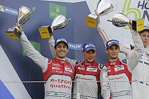 WEC Últimas notícias Piloto da Audi no WEC, di Grassi agradece por oportunidade