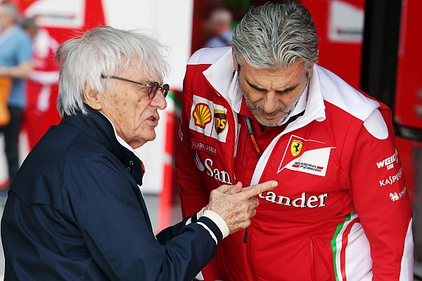 Formula 1 Son dakika Ecclestone: Ferrari Arrivabene'ye bir yardımcı bulmalı