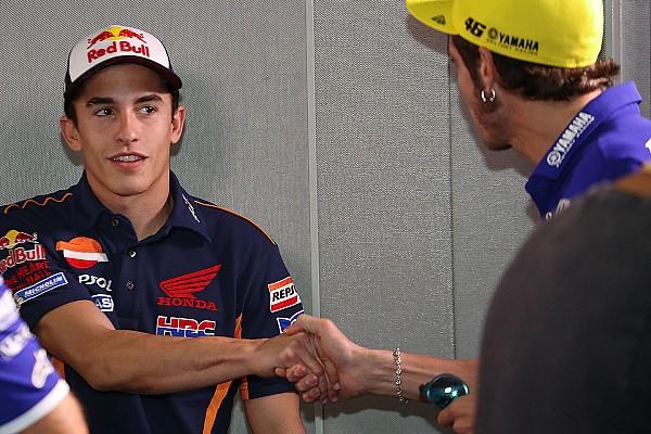 MotoGP Actualités Quel bilan tirer un an après le clash Rossi-Márquez ?