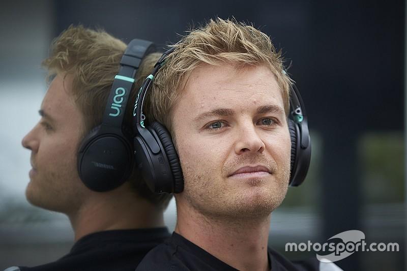 """伯尼:罗斯伯格夺冠对F1""""非常、非常重要"""""""