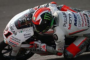 Moto3 Reporte de la carrera Bagnaia sobrevive a una escabechina