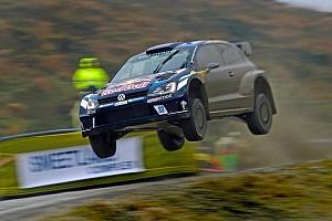 WRC Son dakika Ogier, Galler'de dördüncü zaferini kazandı!