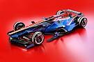 Formel-1-Designstudie für 2030: Manor & Sauber