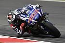 【MotoGPバレンシア】FP1:ロレンソがトップタイムを記録。ヤマハ1-2発進