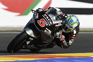Moto2 Gara Zarco chiude in bellezza e trionfa a Valencia. Morbidelli lotta e chiude terzo