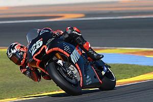 MotoGP Testbericht MotoGP-Test Valencia: Wieder Bestzeit für Vinales, schwerer Sturz von Rins