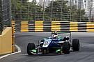 Formule 3 La pole provisoire à Félix da Costa au milieu des crashs