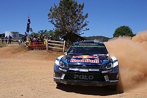 WRC Yarış ayak raporu Avustralya WRC: Mikkelsen sorun yaşadı, Ogier yaklaştı
