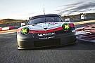 WEC 保时捷发布新款911 RSR赛车,剑指GTE组别冠军