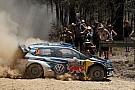 WRC Миккельсен завоевал последнюю победу для Volkswagen