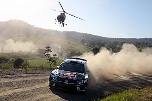 WRC Yarış ayak raporu Avustralya WRC: Volkswagen'in son yarışında zafer Mikkelsen'in