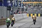 Motorrad Macau Motorcycle Grand Prix: Das Renn-Ergebnis in Fotos
