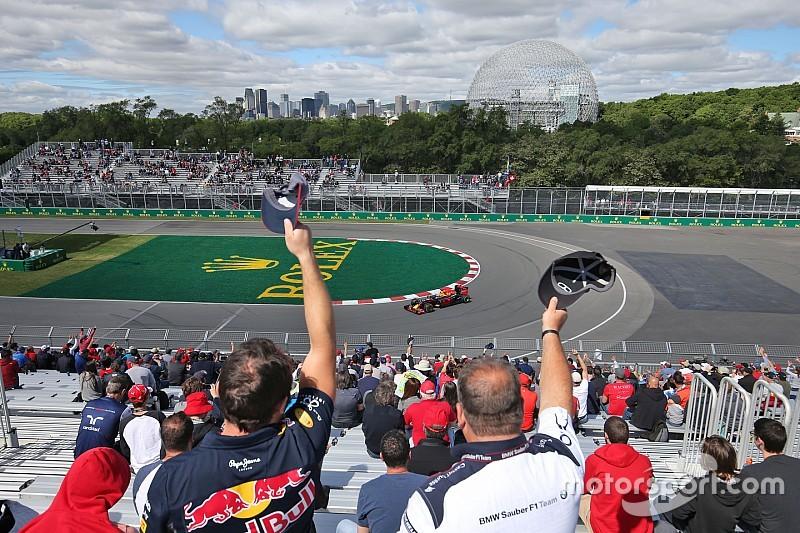 """蒙特利尔""""原则上""""留住F1"""