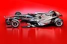 Formel-1-Designstudie für 2030: Haas & Renault