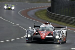 WEC Actualités Le gel du règlement ouvre la porte à une troisième Toyota au Mans