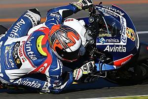 MotoGP Test Test Jerez, Day 1: Barbera guida la doppietta Ducati Avintia