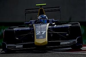 GP3 Отчет о гонке Хьюз выиграл финальную гонку сезона GP3, Терещенко – 6-й