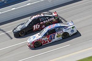 NASCAR Sprint Cup Breaking news Roush Fenway Racing cuts third team as Chris Buescher joins JTG
