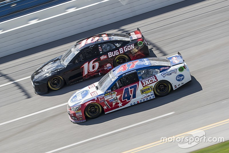 Roush Fenway Racing cuts third team as Chris Buescher joins JTG