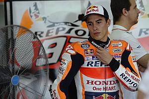 MotoGP Важливі новини Маркес: Цього року тиск мене руйнував