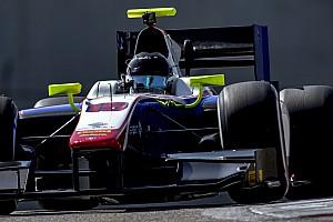 GP2 Testverslag Marciello zet snelste tijd tijdens eerste GP2-testdag