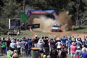 WRC Новость В WRC с 2017 года изменится порядок старта участников