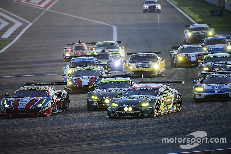 【WEC】GTEクラス、2017年より世界選手権化へ。LMP1クラス規制変更は延期が確定