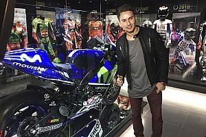 MotoGP Ultime notizie Jorge Lorenzo inaugura il