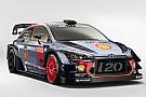WRC Hyundai présente la i20 Coupe WRC 2017