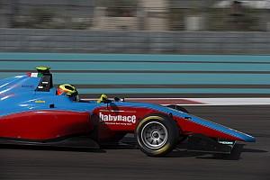 GP3 Reporte de pruebas Lorandi lidera el jueves de pruebas de GP3 en Abu Dhabi