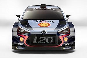 WRC 速報ニュース 【WRC】ヒュンダイ、2017年規定WRカーを公開。ドライバーラインアップに変更なし