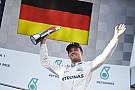 Forma-1 Rosberg Bergert is meglepte a