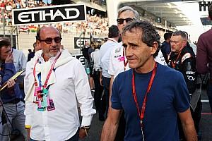 Forma-1 Interjú Alaint Prost: Rosberg visszavonulása nagyon bátor döntés!