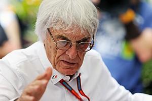 Формула 1 Новость Экклстоун оказался не в курсе планов Liberty выкупить остаток акций Ф1